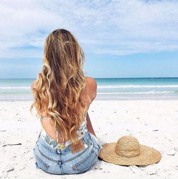 Të shkujdesura, si valë seksi plazhi.