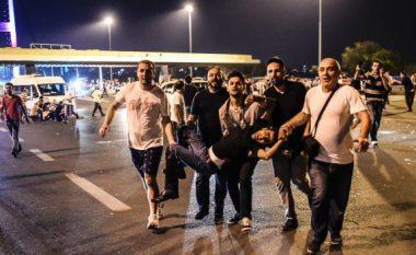 Tanku i ushtrisë shkeli civilët në Turqi