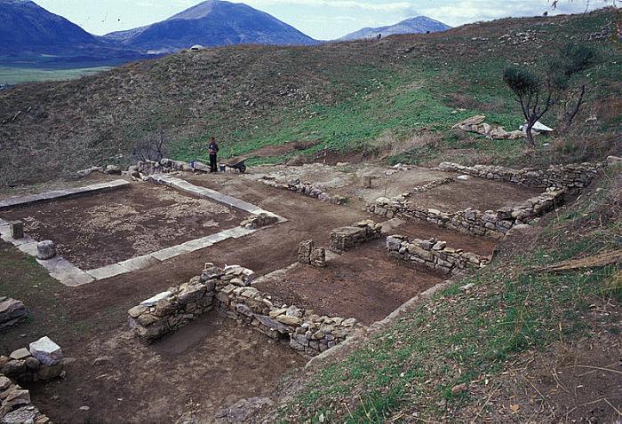 tempulli antik i Finiqit