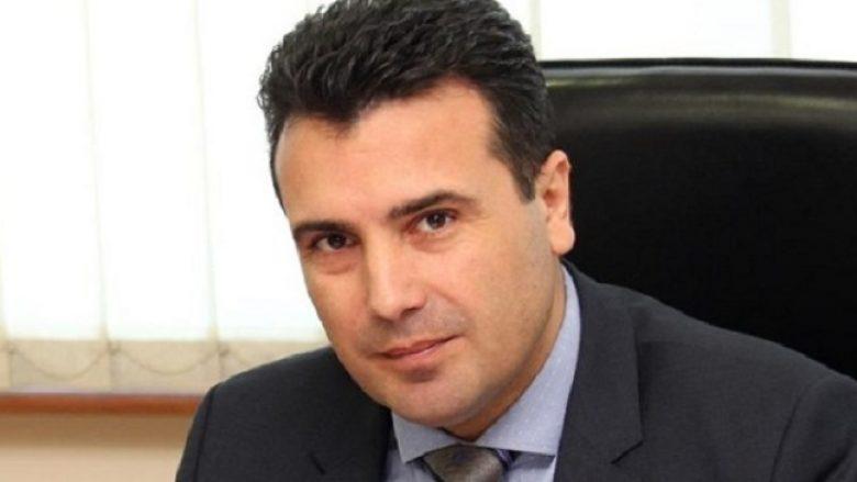 Zaev: Koha është që OBRM-PDUKM të kalojë në opozitë