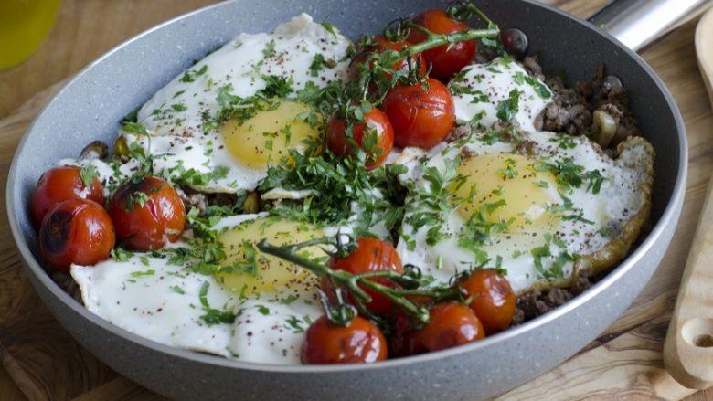 Çimburi, specialitet kulmor: kafjall i shijshëm nga mishi i qengjit dhe vezët!