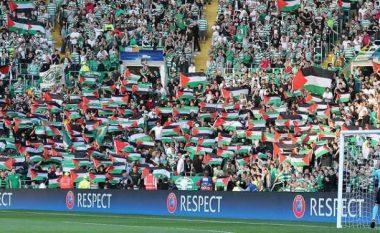 Tifozët e Celtic mbledhin para për Palestinën
