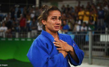 Mediat turke për Majlinda Kelmendin: Xhudistja e Galatasarayt fiton medalje të artë në Rio
