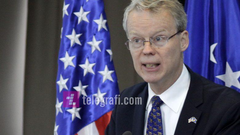SHBA-ja kundër bisedave të pakujdesshme për bashkim kombëtar
