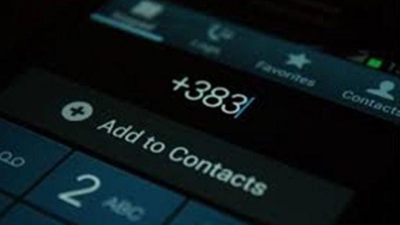 Kosova siguron kodin telefonik 383: Alokimi më 15 dhjetor, kodet 381, 377, 386 do të hiqen nga përdorimi