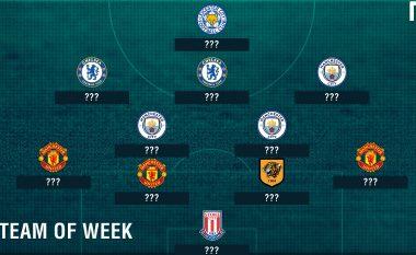 Formacioni i javës në Ligën Premier (Foto)