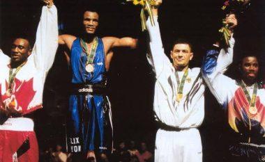 Kur Luan Krasniqi përfaqësonte Gjermaninë në Lojërat Olimpike (Foto)