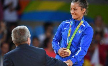 Rrena më e fundit e Serbisë: Majlinda Kelmendi refuzon doping testin (Foto)
