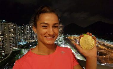 Majlinda nuk është e vetmja, ja sa sportistë shqiptarë kanë fituar medalje olimpike (Foto)