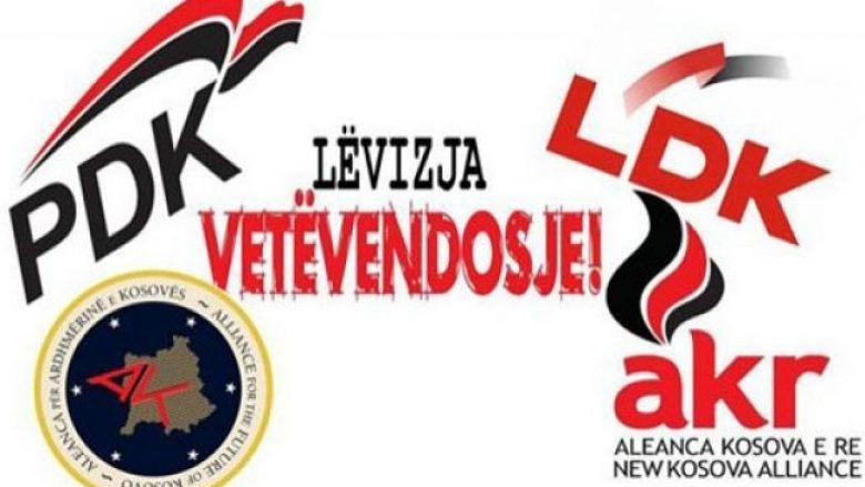 PZAP gjobit me rreth 80 mijë euro partitë politike për shkeljet gjatë fushatës