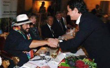 Saimir Pirgu ndihet me fat që ishte këshilluar nga Pavarotti