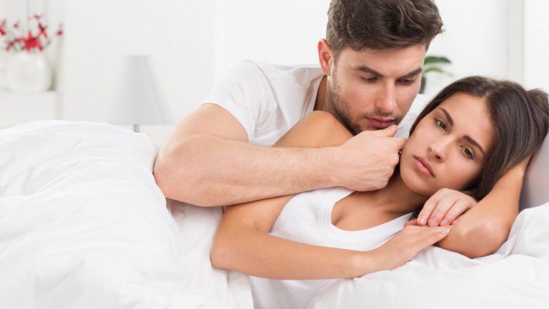 Gjërat më të pakëndshme që mund t'ju ndodhin gjatë seksit
