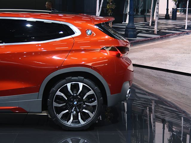 Koncepti i BMW X2 që do të konkurrojë me Mercedes GLA foto 4