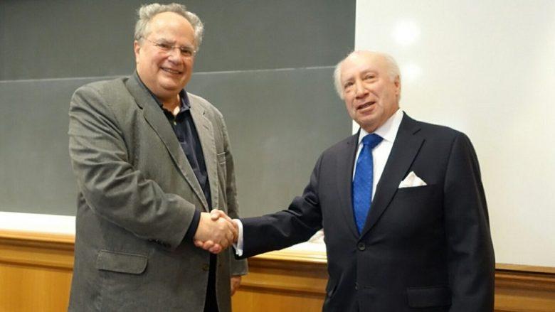 Kotzias: Kam pasur takim interesant me Nimetz për çështjen e emrit të Maqedonisë
