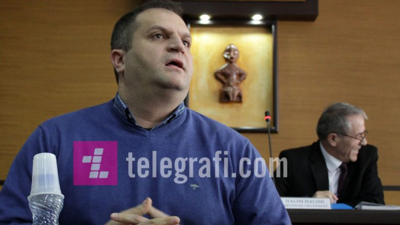 Shpend Ahmeti, kandidat për deputet i Kuvendit të Kosovës!