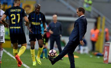 Interi ndan në dysh skuadrën, Serie A dhe Liga e Evropës