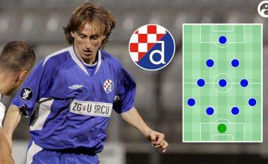 Dinamo Zagreb ka prodhuar këtë super skuadër në vitet e fundit (Foto)