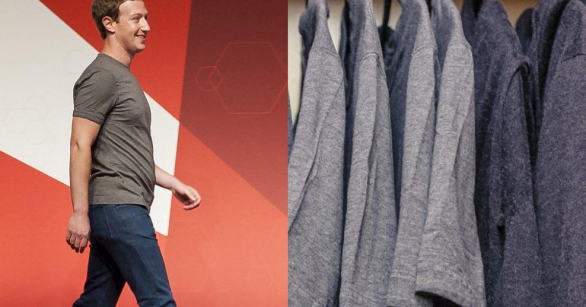Njerëzit e suksesshëm vishen njëjtë çdo ditë – përse?