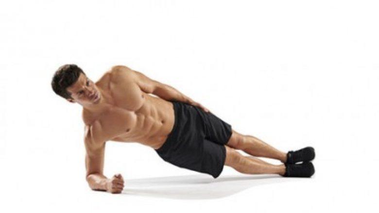 13 ushtrimet 'plank' të cilat jua skulpturojnë muskujt e barkut si asgjë tjetër (Video)