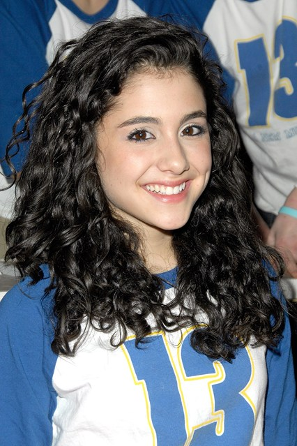 Ariana Grande, 2008