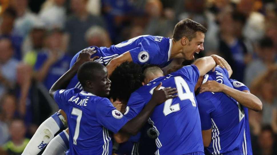 Me marrëveshjen e re me Nike, Chelsea do të fitojë 60 milionë funte në stinor. Aktualisht londinezët fitojnë 30 milionë funte në stinor nga Adidas