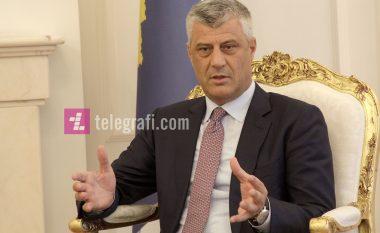 """Hashim Thaçi nderohet me çmimin """"Honoris Causa"""" në Universitetin e Tetovës (Foto)"""