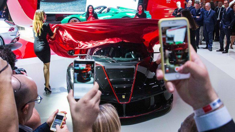 Këto janë pesë veturat më të mira nga Paris Motor Show 2016 (Foto)