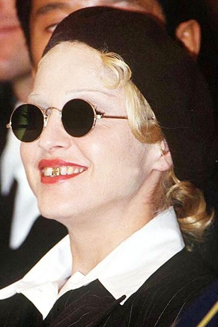 Madonna, para
