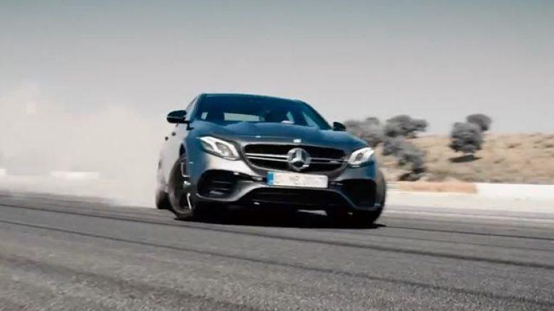 Mercedes publikon sedanin i cili do të konkurrojë me modelin e ri nga BMW (Video)