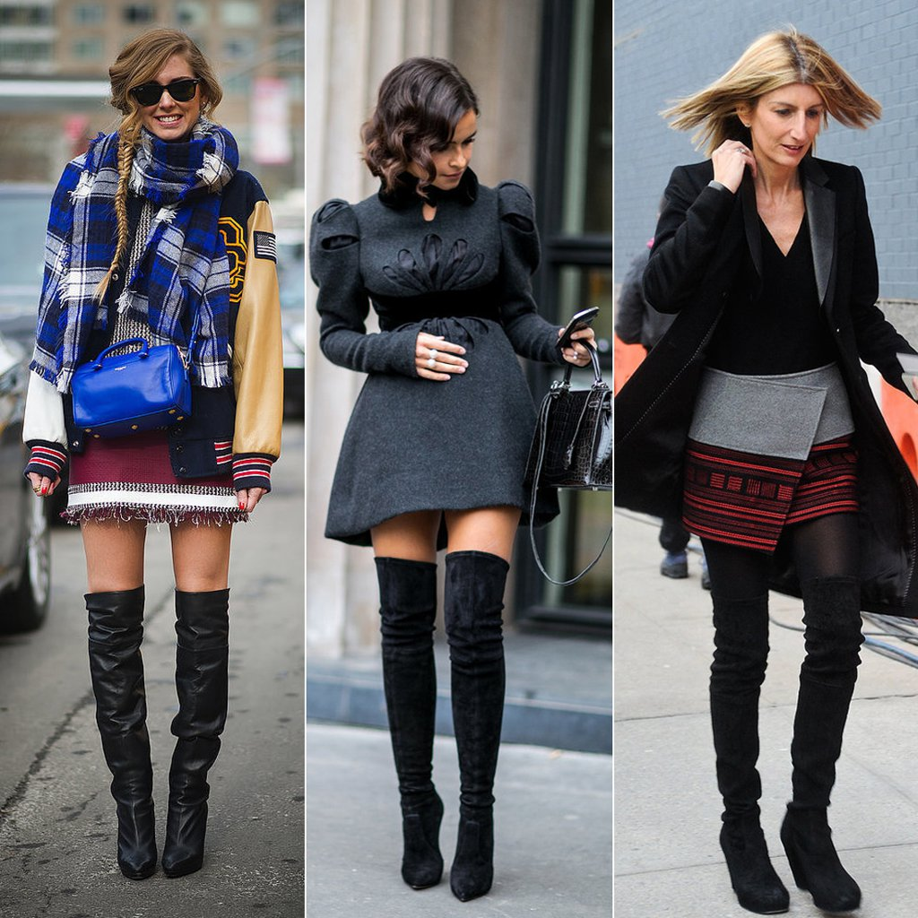 Over--Knee-Boots