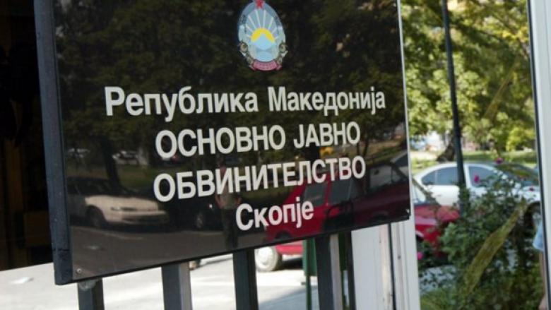 Prokuroria Publike në Shkup ka filluar veprimet hetimore në lidhje me vdekjen e Sazdovskit