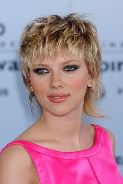 Scarlett Johansson, para