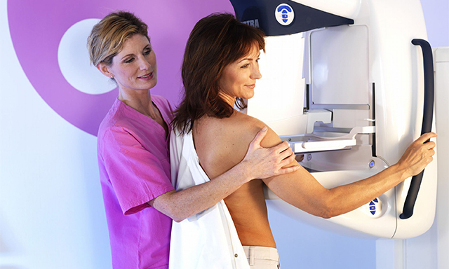 PRNewswire, London, March 7. TORONTO - Mammography screening is the best method for early breast cancer detection. With Sectra MicroDose Mammography, examinations are performed with half the radiation dose compared with any other mammography system. (PRNewsFoto/Sectra AB)