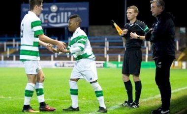 Mbajeni mend këtë emër: Dembele debuton për Celticun si 13-vjeçar (Video)