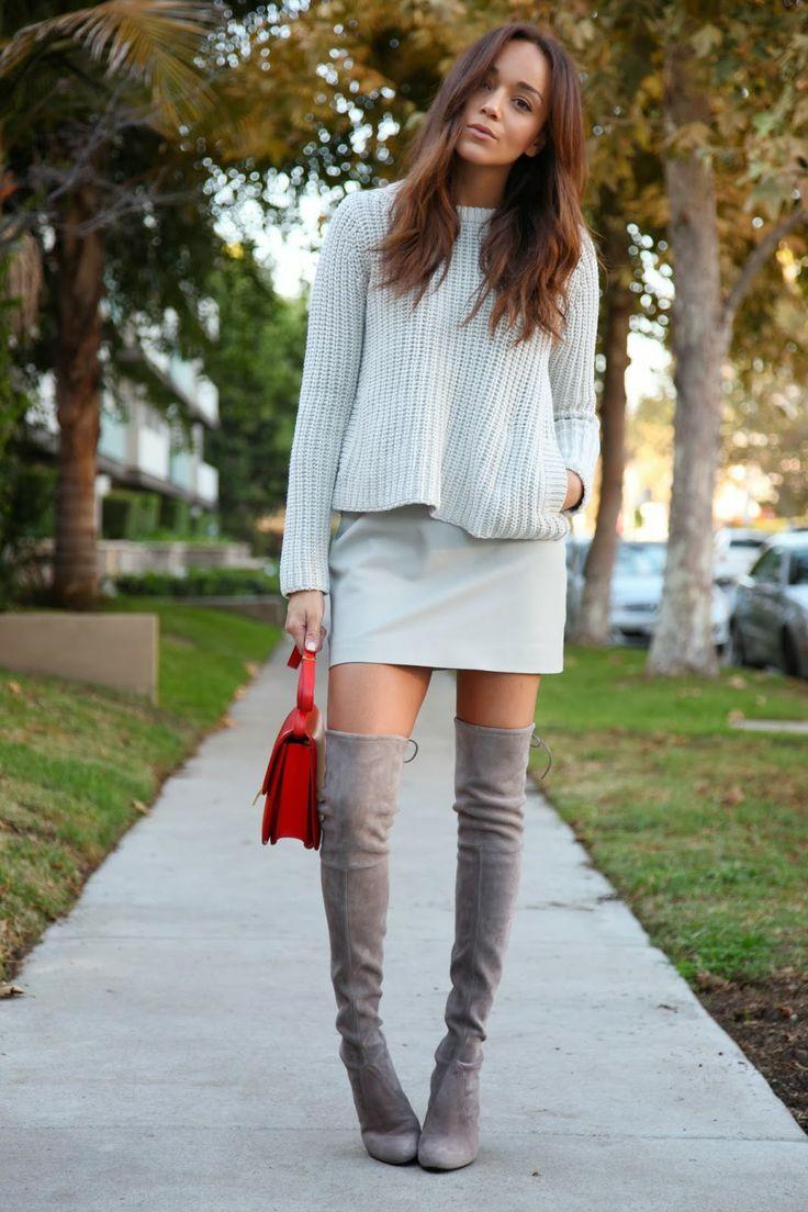 grey-crew-neck-sweater-grey-mini-skirt-grey-over-the-knee-boots-red-satchel-bag-original-4644