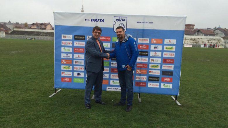 Zyrtare: Ismet Munishi, trajner i Dritës