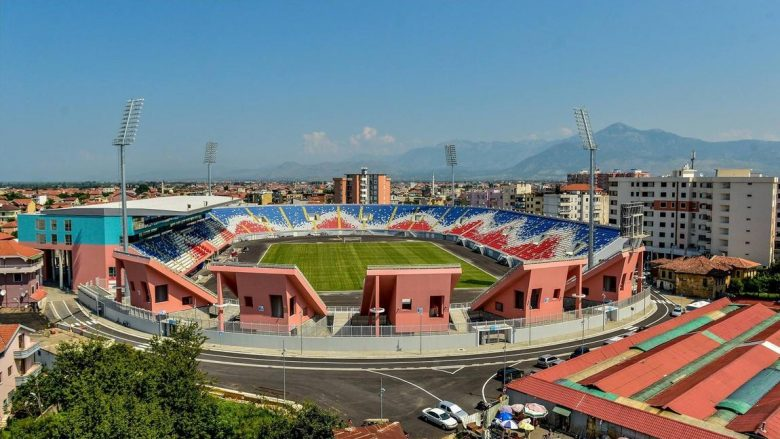 Image result for stadiumi loro boriçi