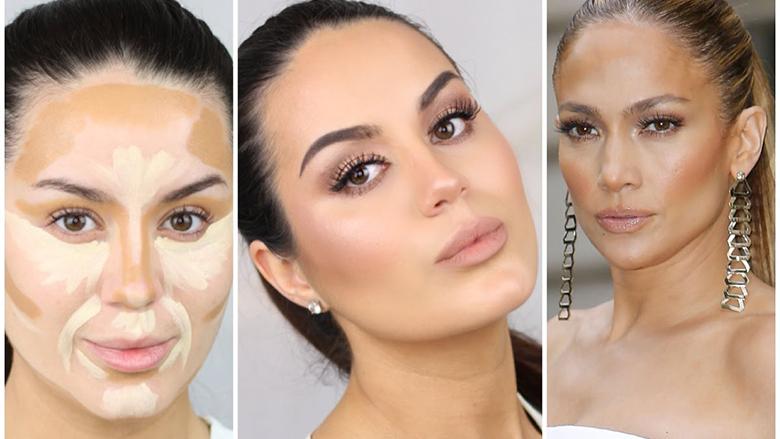 Konturimi në katër veprime: Vetëm ky produkt është i nevojshëm për fytyrë të përsosur