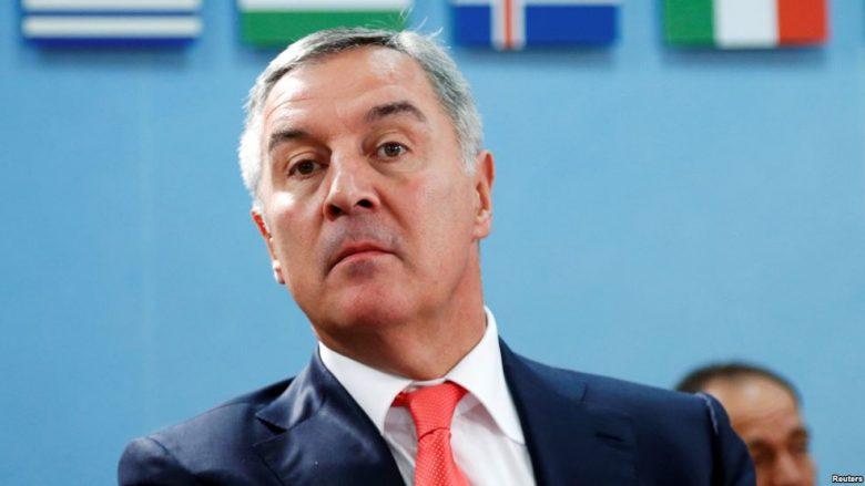 Gjukanoviq: Gëzohem që Maqedonia Veriore do të jetë anëtare e NATO-s