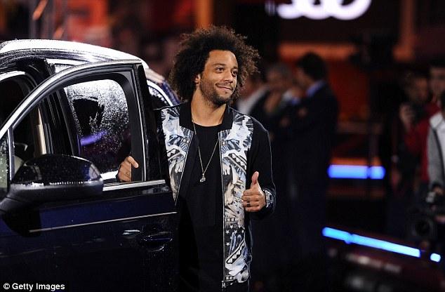 Çmimi i veturës së Marcelos: 73,950 euros