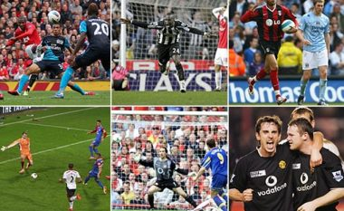 Dhjetë ndeshjet më të bukura në histori të Ligës Premier (Foto/Video)