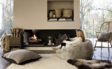 Elementët që do të ngrohin shtëpinë tuaj gjatë ditëve të ftohta