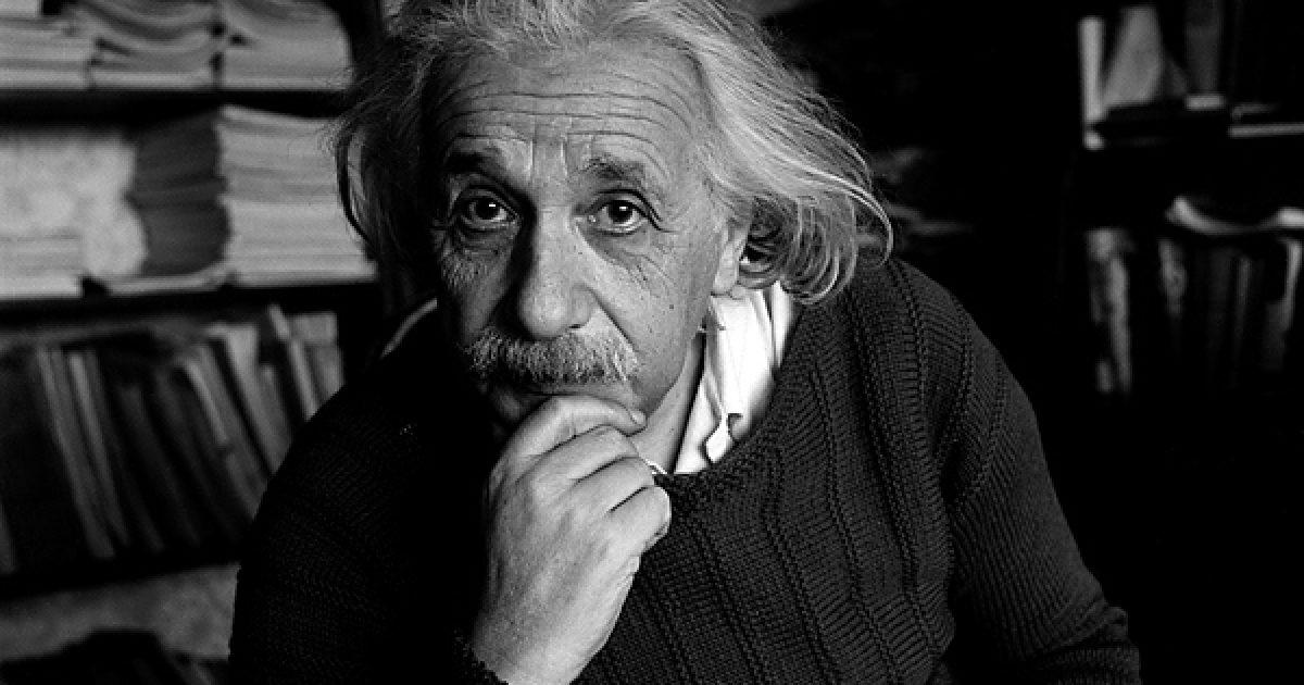 14 thëniet më inspiruese të të gjitha kohërave nga Albertin Einstein