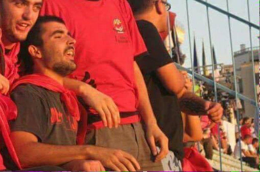 Astrit Dehari, ishte tifozë i madh i Kombëtares shqiptare