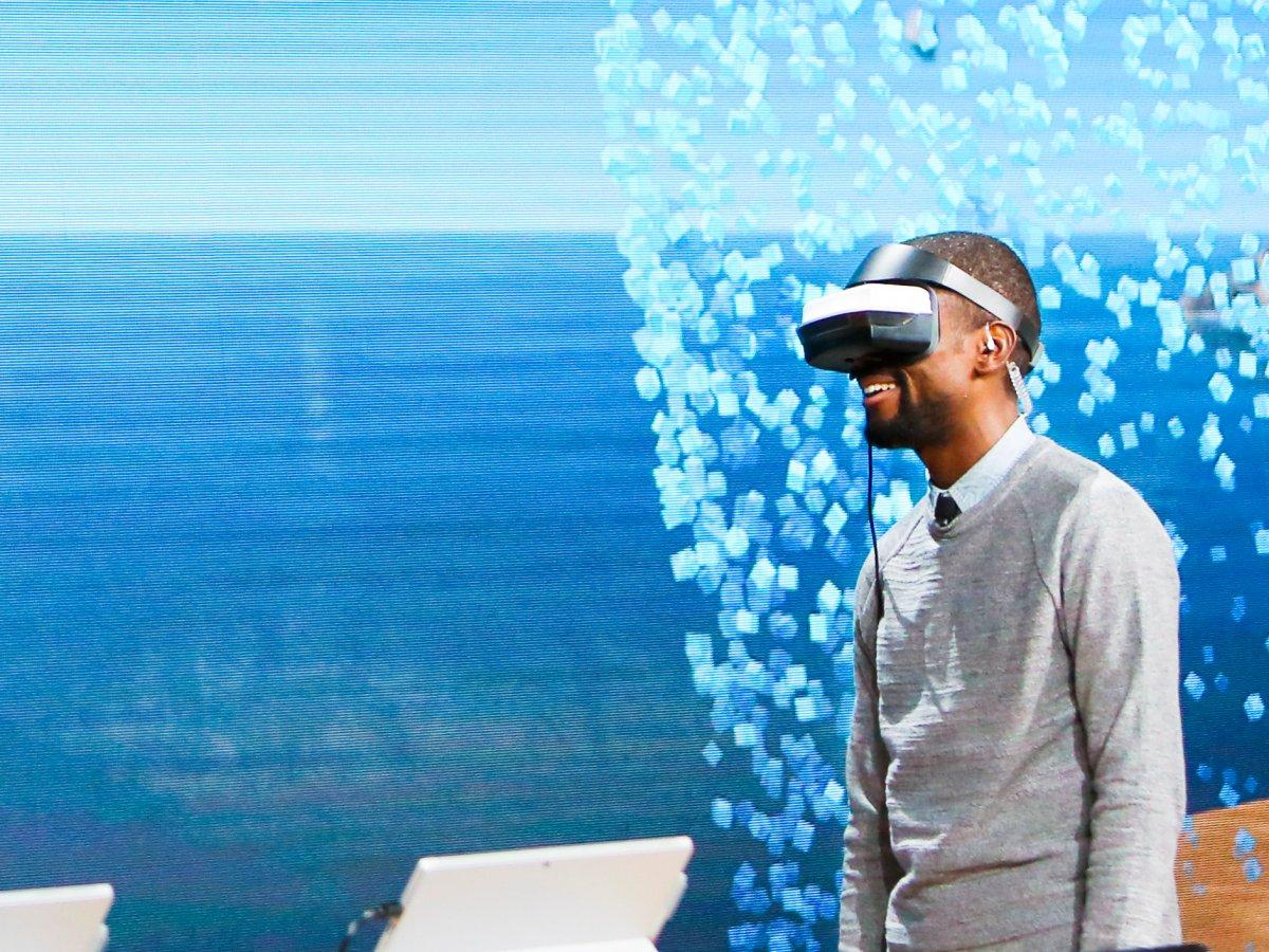 Kufje të reja të realitetit virtual që funksionojnë me Windows 10