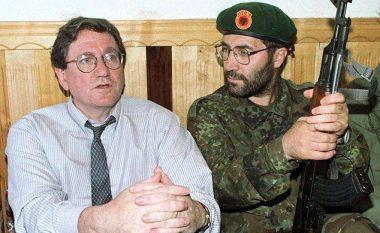 Christopher Hilli rrëfen momente të luftës në Kosovë dhe çfarë i tha Milosheviqi pas takimit me UÇK-në (Foto/Video)