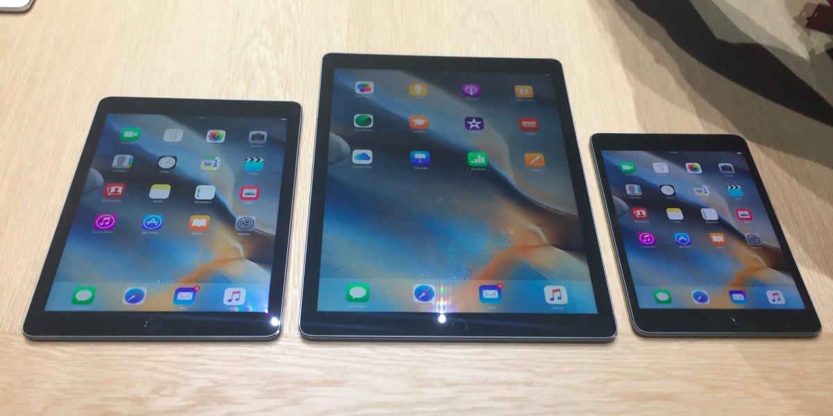 iPad të rinj