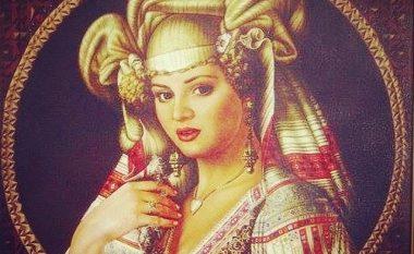 Jerina Dushmani, princesha e bukur shqiptare që krahasohej me Helenën e Trojës: Për të nisi lufta mes princave shqiptarë