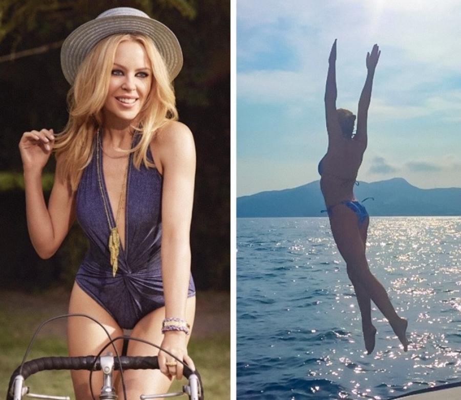 Kylie Minogue, 48 vjeçe
