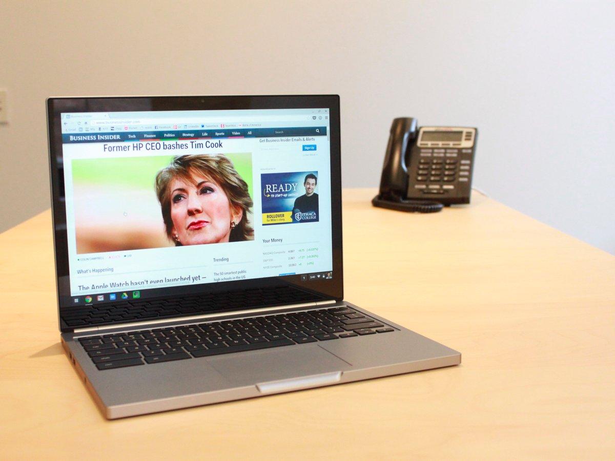 Laptop i ri nga Google që funksionon me një version të veçantë të Androidit